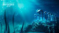 akvárium háttér
