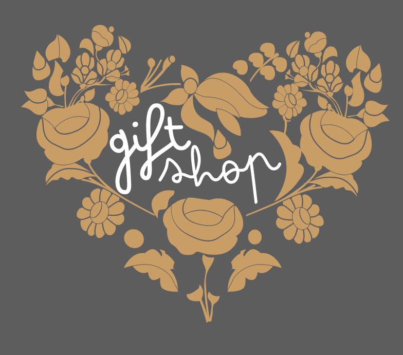 ajándékbolt logó